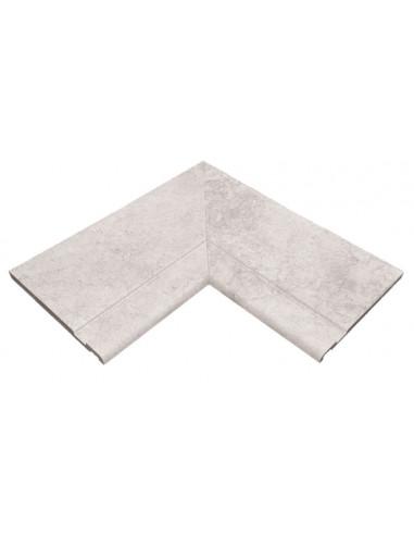 CARTABON INTERIOR BORDE TECNICO SERIE white stone PIEDRA GRESMANC