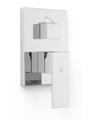 grifo monomando ducha empotrado 2 vias rapid box rapid-box 10628001