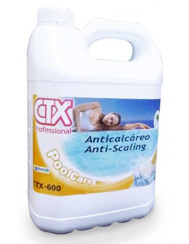 ctx 600 desincrustante cal piscina