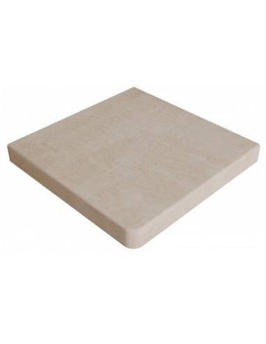 ESQUINA exterior recta stela white porcelanico rosagres
